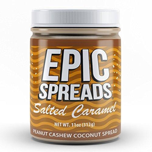 Epic Spreads Nut Butter Birthday Cake Peanut Cashew Coconut By