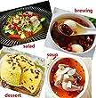 Hekunda Goji Berries Organic Wolfberries Non-gmothe Berry Dried 094 Lbs 425 G For Trail Mixes Salad Dessert Juice Snacks from HEKUNDA