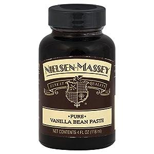 Nielsen-massey Vanillas Pure Vanilla Bean Paste 4 Oz by Nielsen-Massey