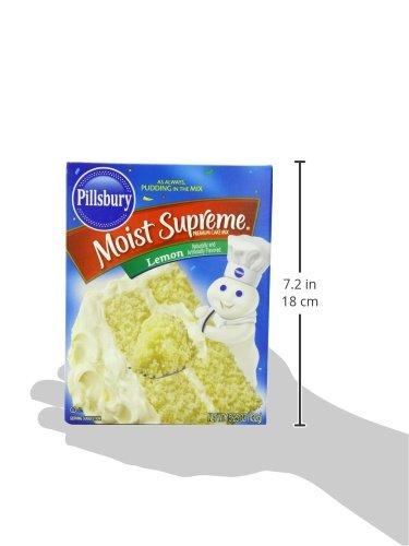 Pillsbury Moist Supreme Sugar Free Devils Food Cake Mix
