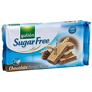 Sugar Free Chocolate Wafer by Gullon