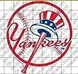 York Yankees Licensed Edible Cake Topper 4642 from Decopac